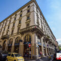 Trilocale piano alto Porta Venezia